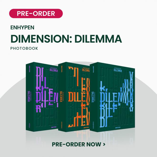 Enhypen Dimension Pre-order